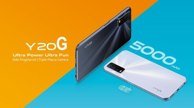 New Vivo Y20G with Helio G80 CPU and Android 11 announced in India | DroidAfrica