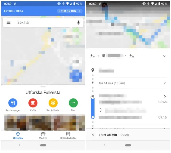 The Social Recap; week 36 - Google Maps Update