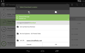 utorrent latest version apk for android
