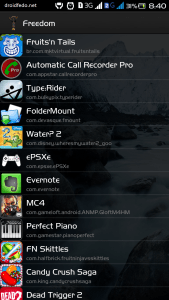 freedom apk for android