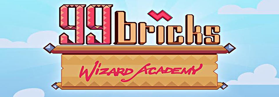 99 Bricks Wizard Academy A New Twist On The Tetris Genre Of Puzzle Games