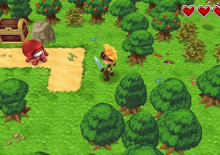 Evoland-Android-Game-2