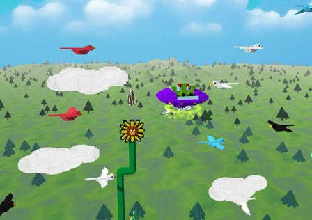 Frantic-Flower-Android-Game
