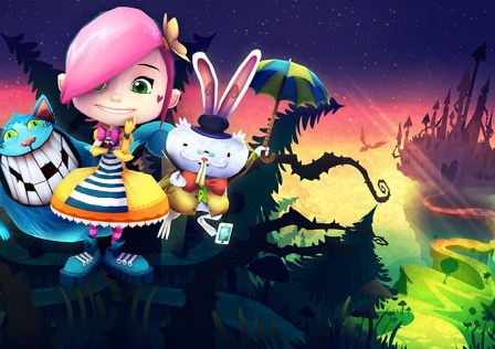 Alice-Wonderland-Golf-Android-Game
