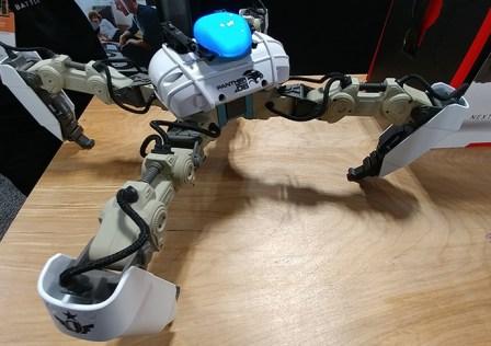 Mekamon-Android-Robot