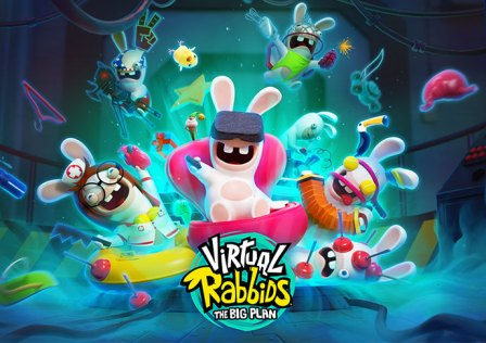 Virtual-Rabbids-Android-VR-Daydream-Game