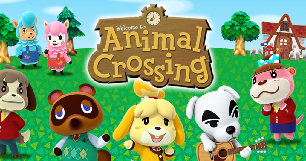 Animal Crossing on Android.