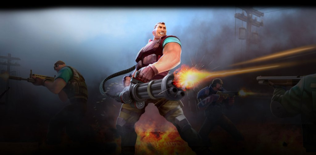 Guns of Boom Android