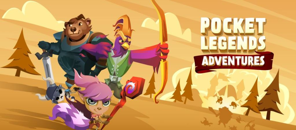 Pocket Legends Adventures Android