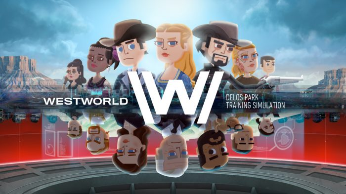 Westworld Android