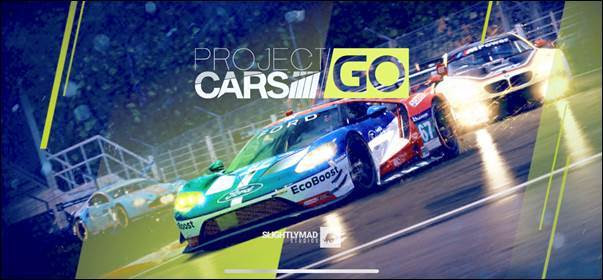 Project Cars GO Android
