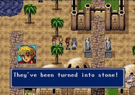 Phantasy Star RPG Android