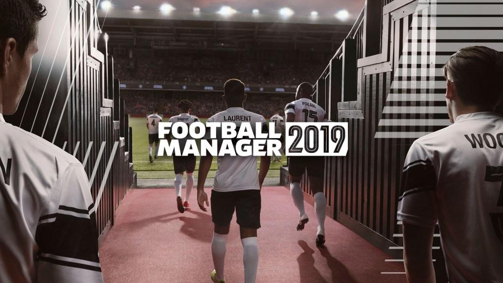 Football Manager 2019 Siap Dimainkan di November 2018
