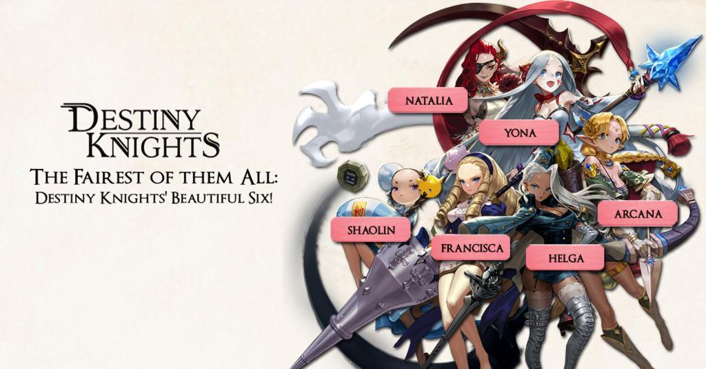 Destiny Knights Android