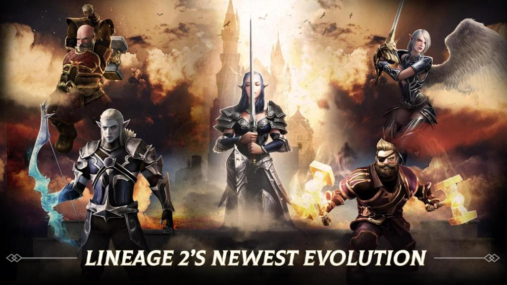 Lineage 2: Dark Legacy Android