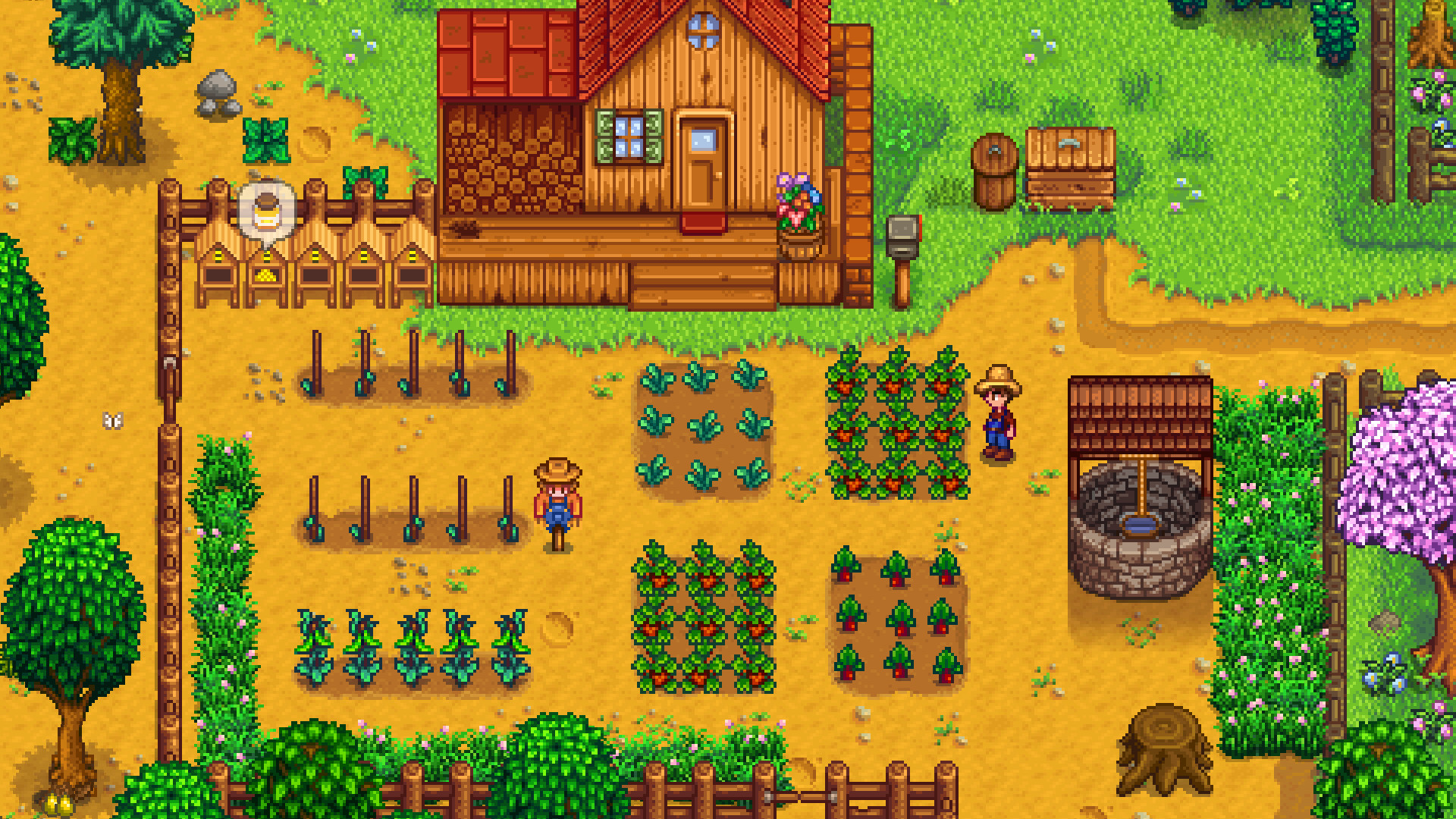Stardew Valley is coming to mobile this month