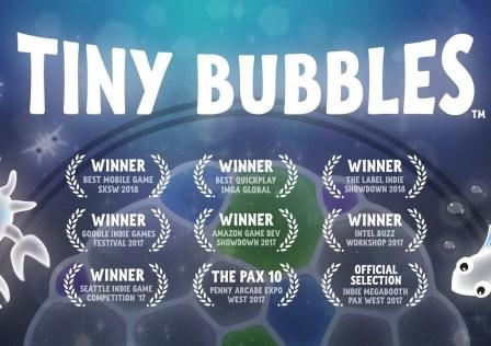 tiny-bubbles