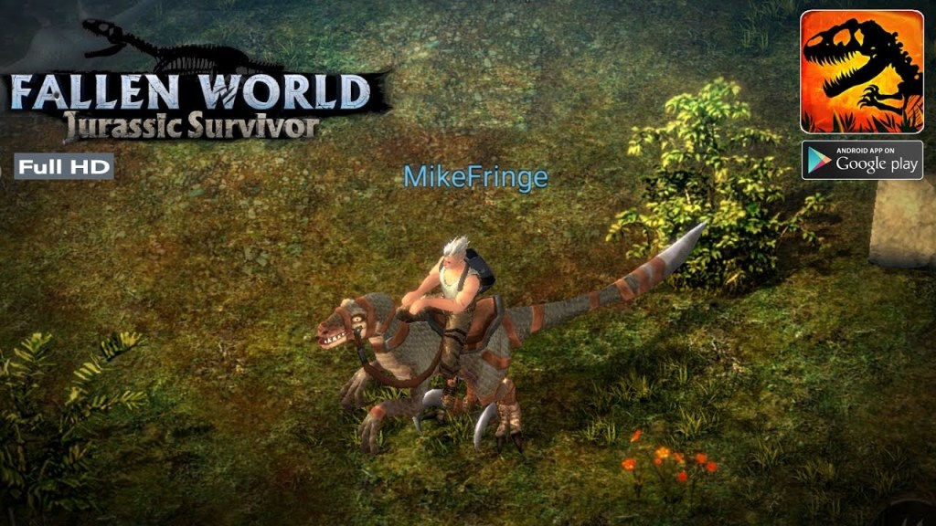 Fallen World Android