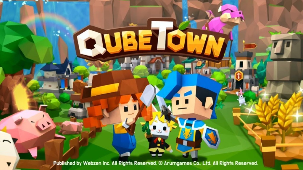 QubeTown Android