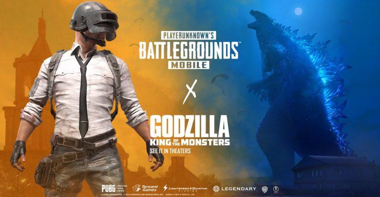 PUBG Mobile Godzilla Android