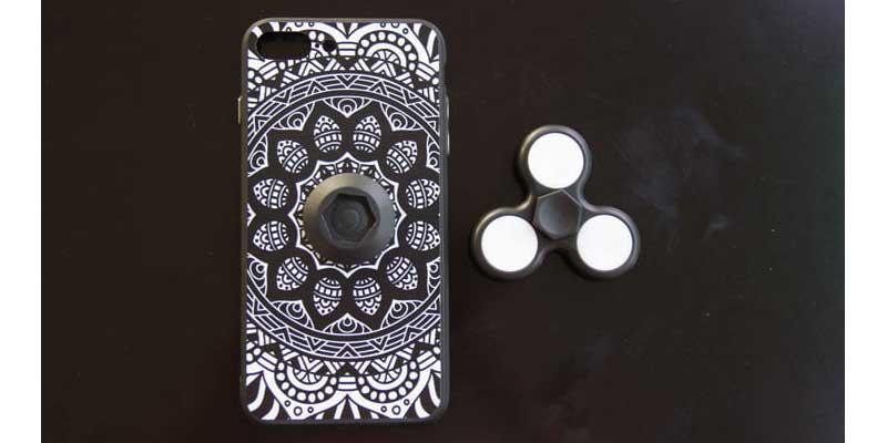 iPhone 7 Fidget Spinner 2