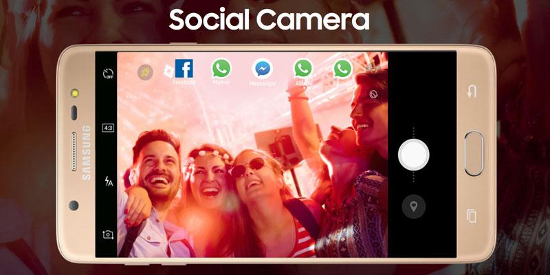 social camera