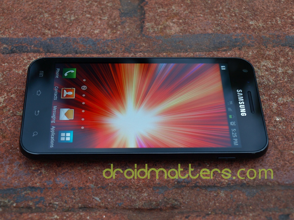 Samsung Galaxy S II Epic 4G Touch Review – Sprint