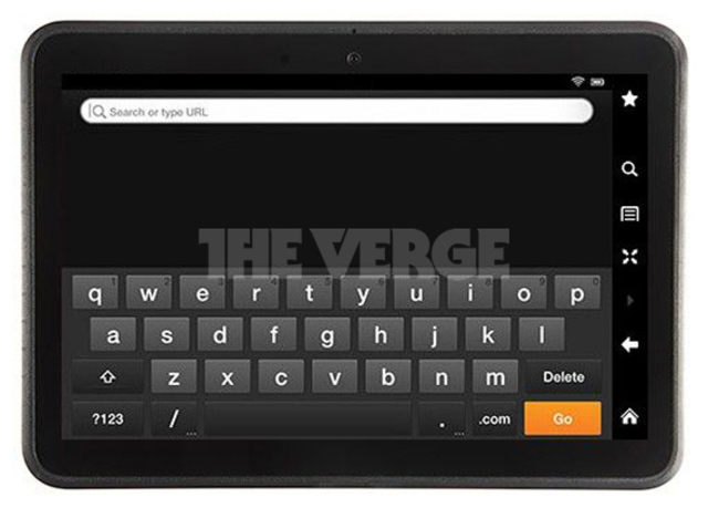 Is this the new Amazon Kindle Fire?