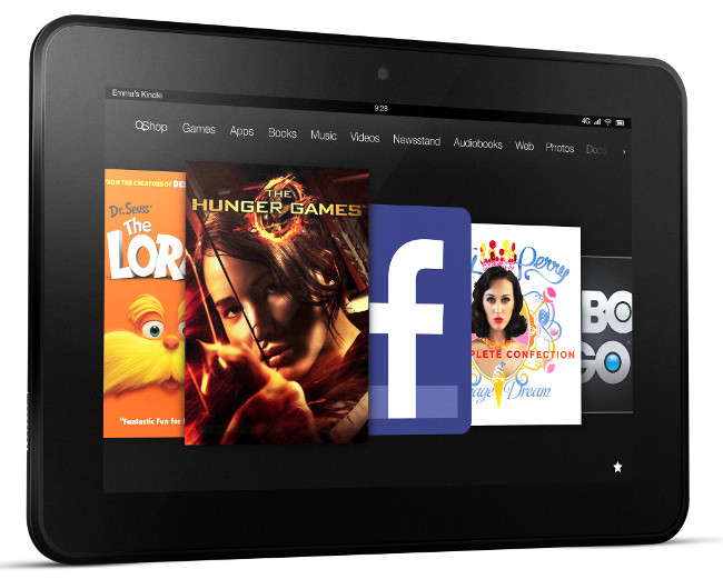 Kindle Fire HD users will be able to opt-out of ads