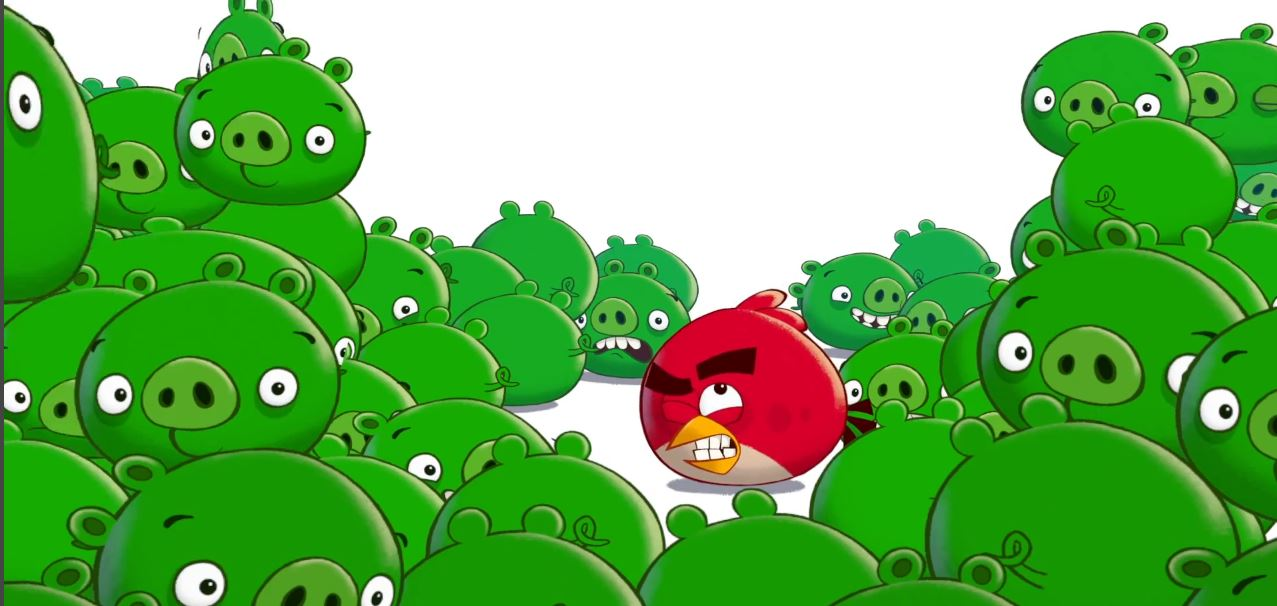 Something PIG is coming: Rovio teases upcoming game in Angry Birds series. Is Angry Pigs on the way?