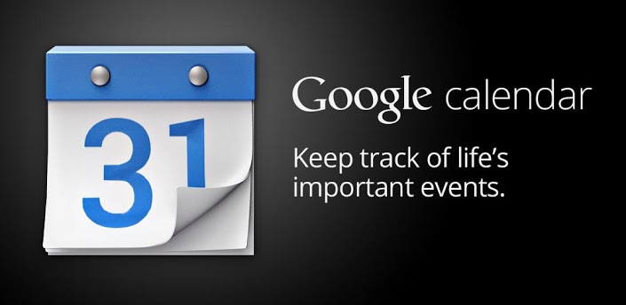 Official Google Calendar app now available from the Play Store