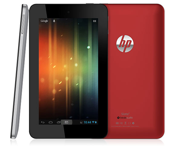 [Official] HP unveils budget-friendly HP Slate 7, will be available in April for $169