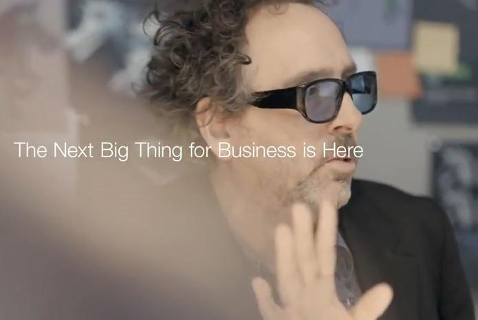 [Video] Tim Burton, Samsung and Unicorn Apocalypse anyone?