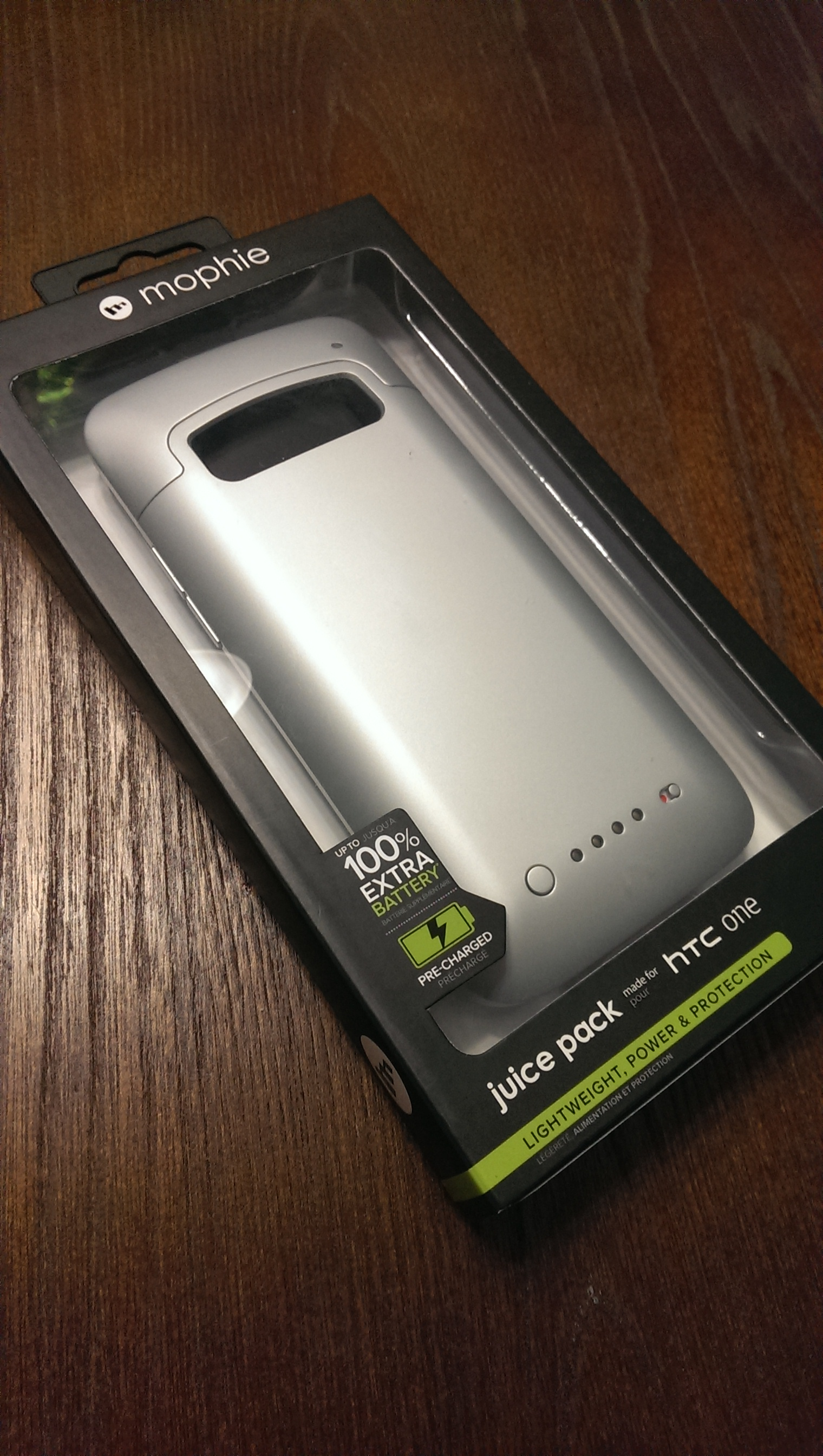 [Review] Mophie Juice Pack for the HTC One