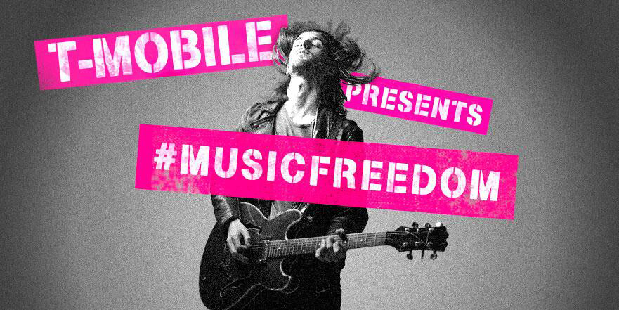 T-Mobile's Music Freedom gets 14 new music services, including Google Play Music
