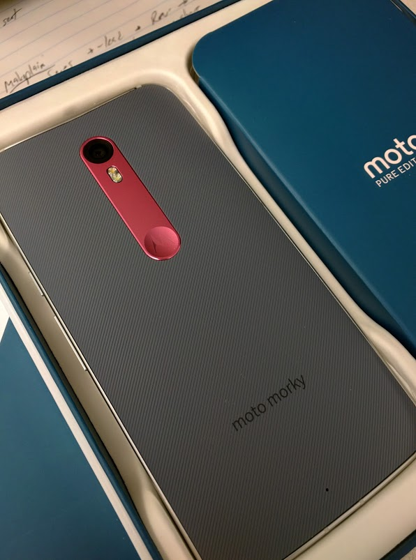 Official: Moto X Style (Pure Edition) will be available Sept. 3