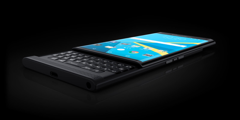 Blackberry Priv pre-orders begin for $749, ships November 16
