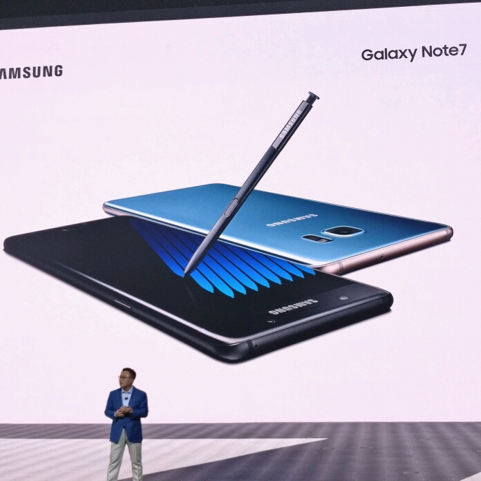 [Press Release] Samsung finally unveils the Note 7, packs the Snapdragon 820, 4GB of RAM
