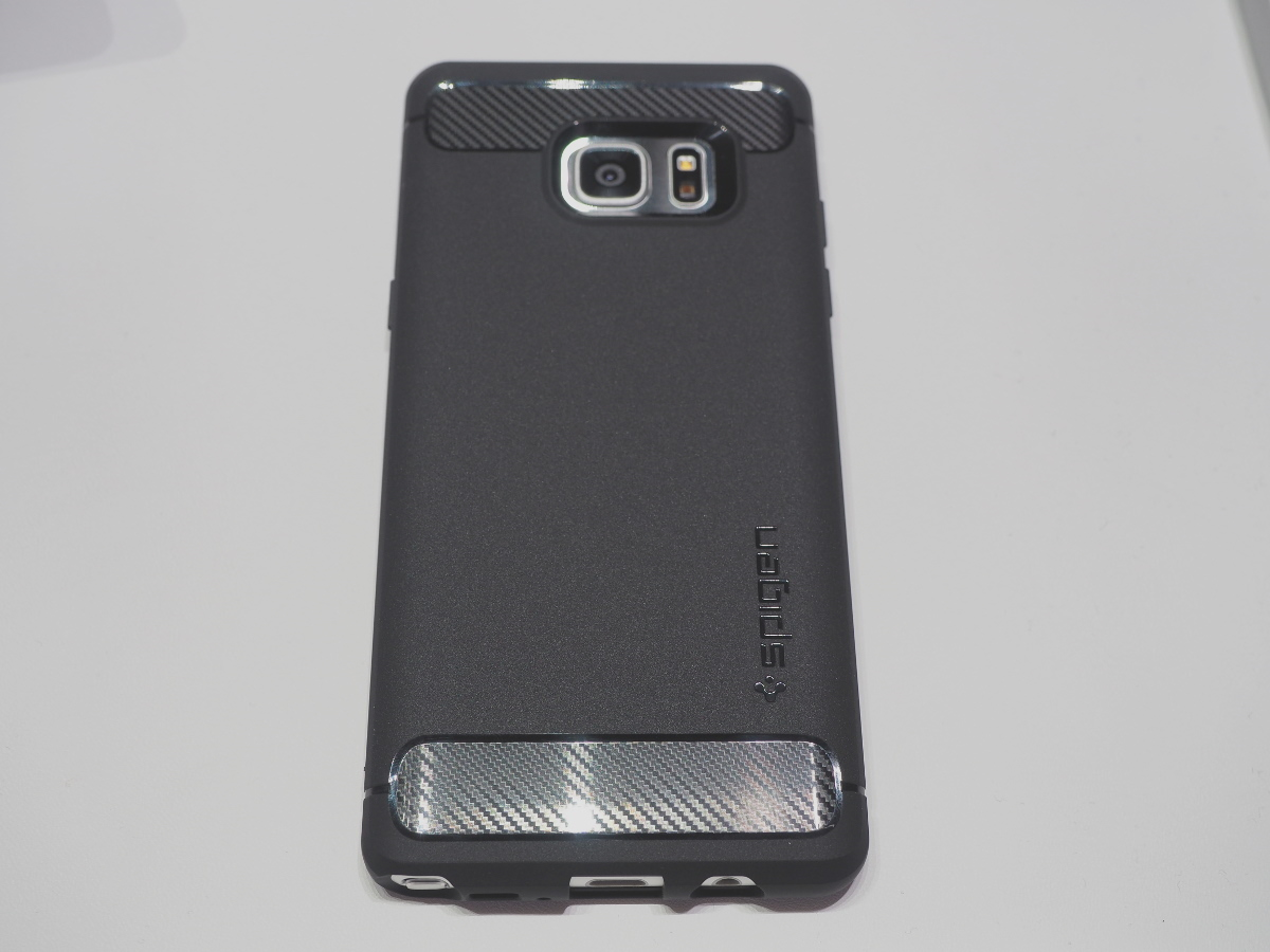 A Quick look at a couple of Spigen Cases for the Galaxy Note 7