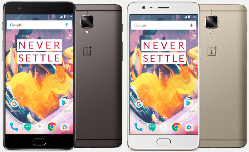 [Press Release] The OnePlus 3T is official, packs Snapdraon 821, 6GB RAM and more, launches 11/22 for $440