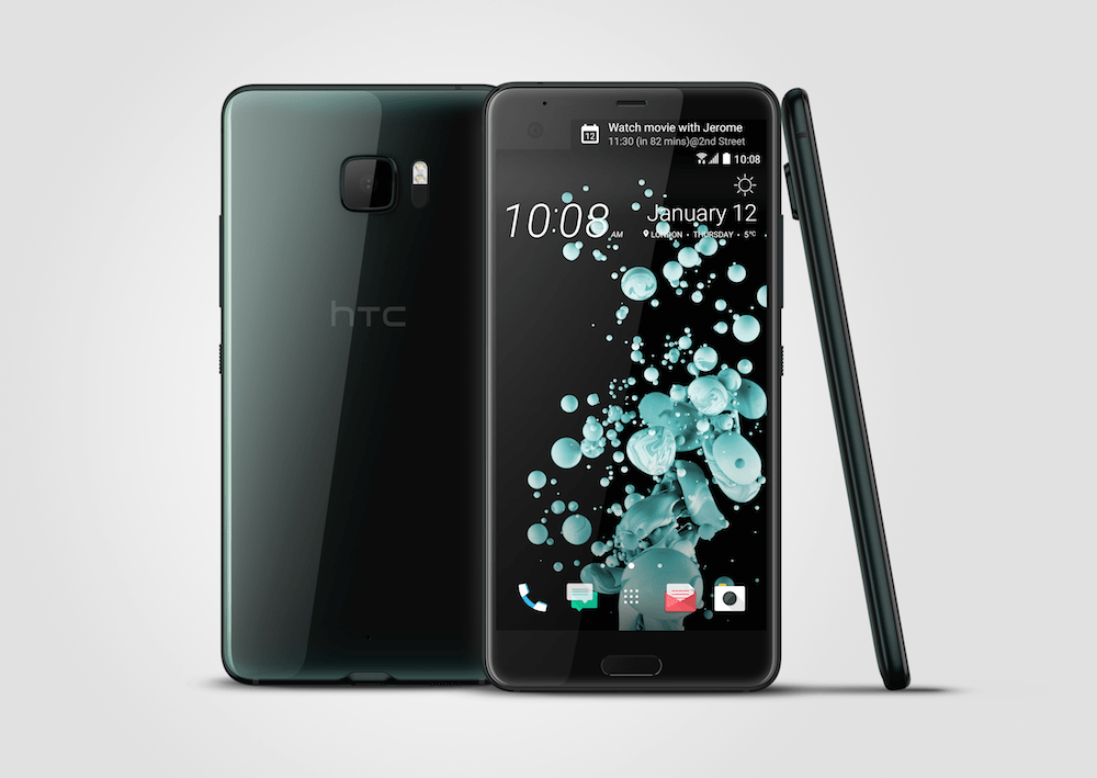 [Press Release] HTC unveils the HTC U Ultra, HTC U Play, their newest flagship line