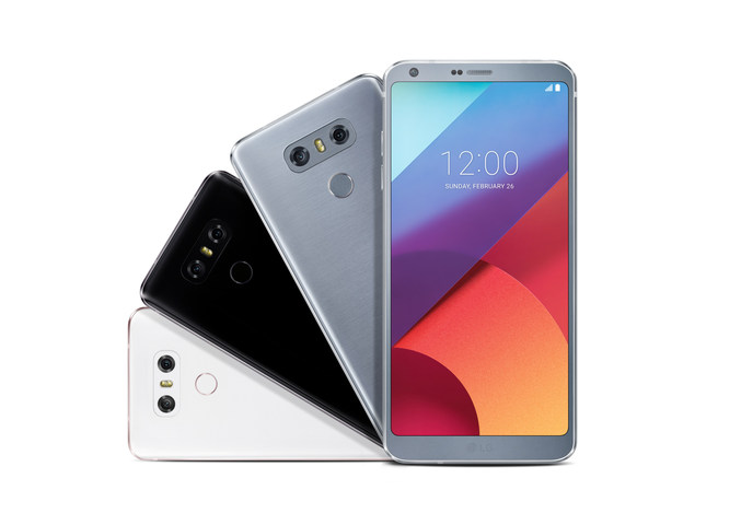 "[Press Release] LG unveils the LG G6, packs a ""big screen that actually fits in your hand"""