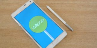 How to Update Galaxy Note 4 N910F to 5.1.1 Lollipop Official