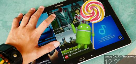 Update Galaxy Note Pro 12.2 Wi-Fi SM-P900 to 5.0.2 Lollipop