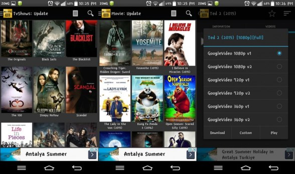 MovieHD apk