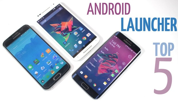 Fastest and Lightweight Android Launchers