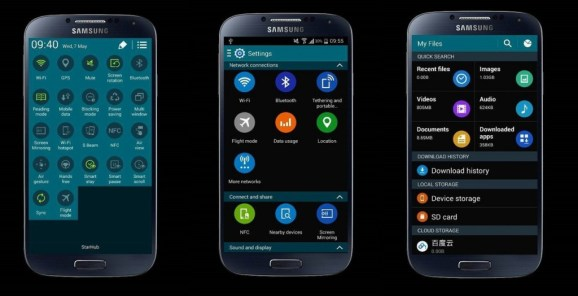 Galaxy S4 Custom Roms