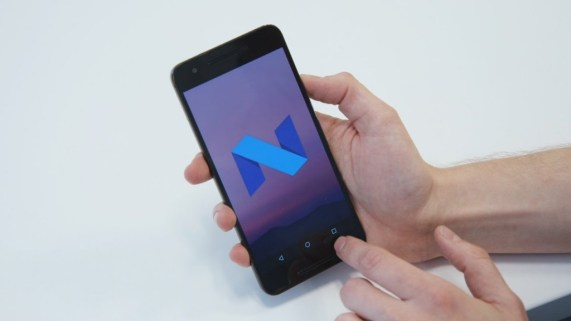 Developer Preview Android N