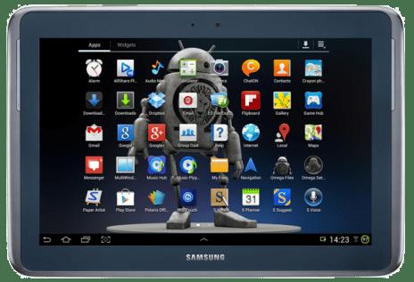 Omega Rom Galaxy Note 10.1 GT-N8000