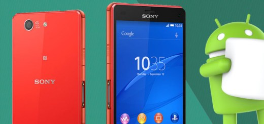 update Xperia Z3 D6603 to 6.0.1 Marshmallow